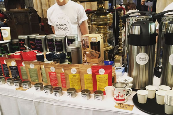 Local producers line-up for a taste of Flemingate's first regular food event