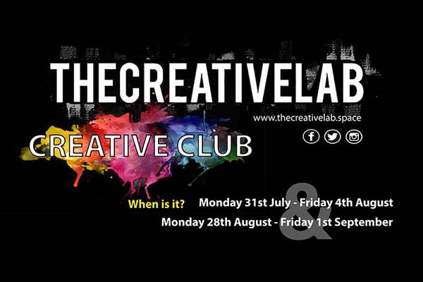 THE CREATIVE CLUB