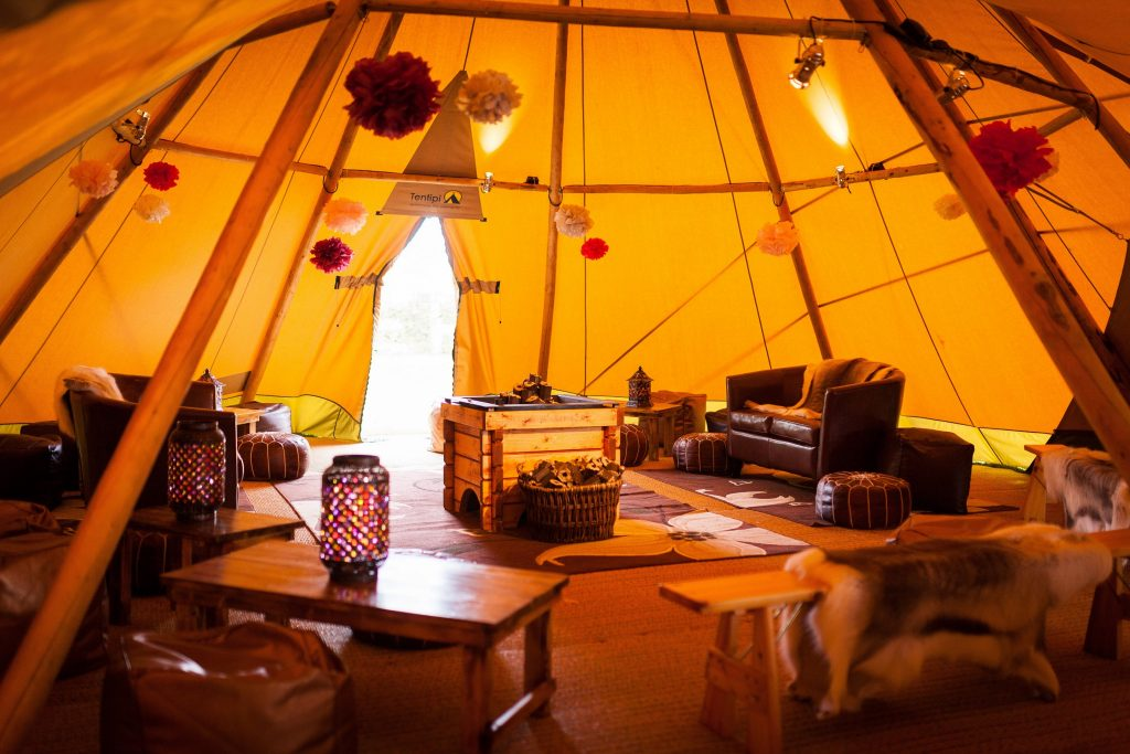 detailed look 94c1a 2b9d5 Nordic tipi bar to bring festive cheer to Beverley this ...