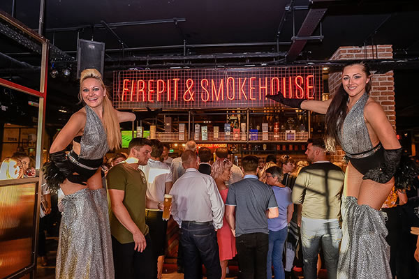 Guests fired up as Beverley's newest bar and restaurant launches at Flemingate