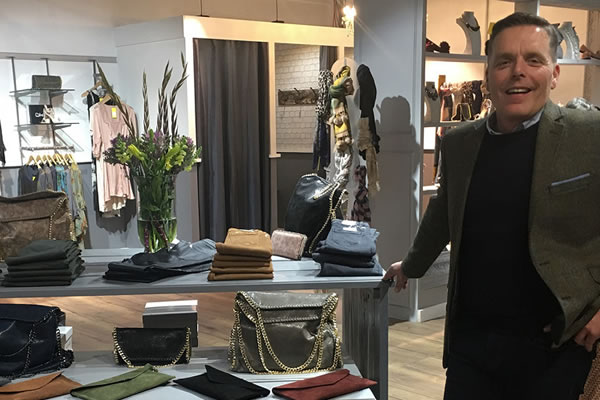 Menswear retailer expands into female fashion at Flemingate