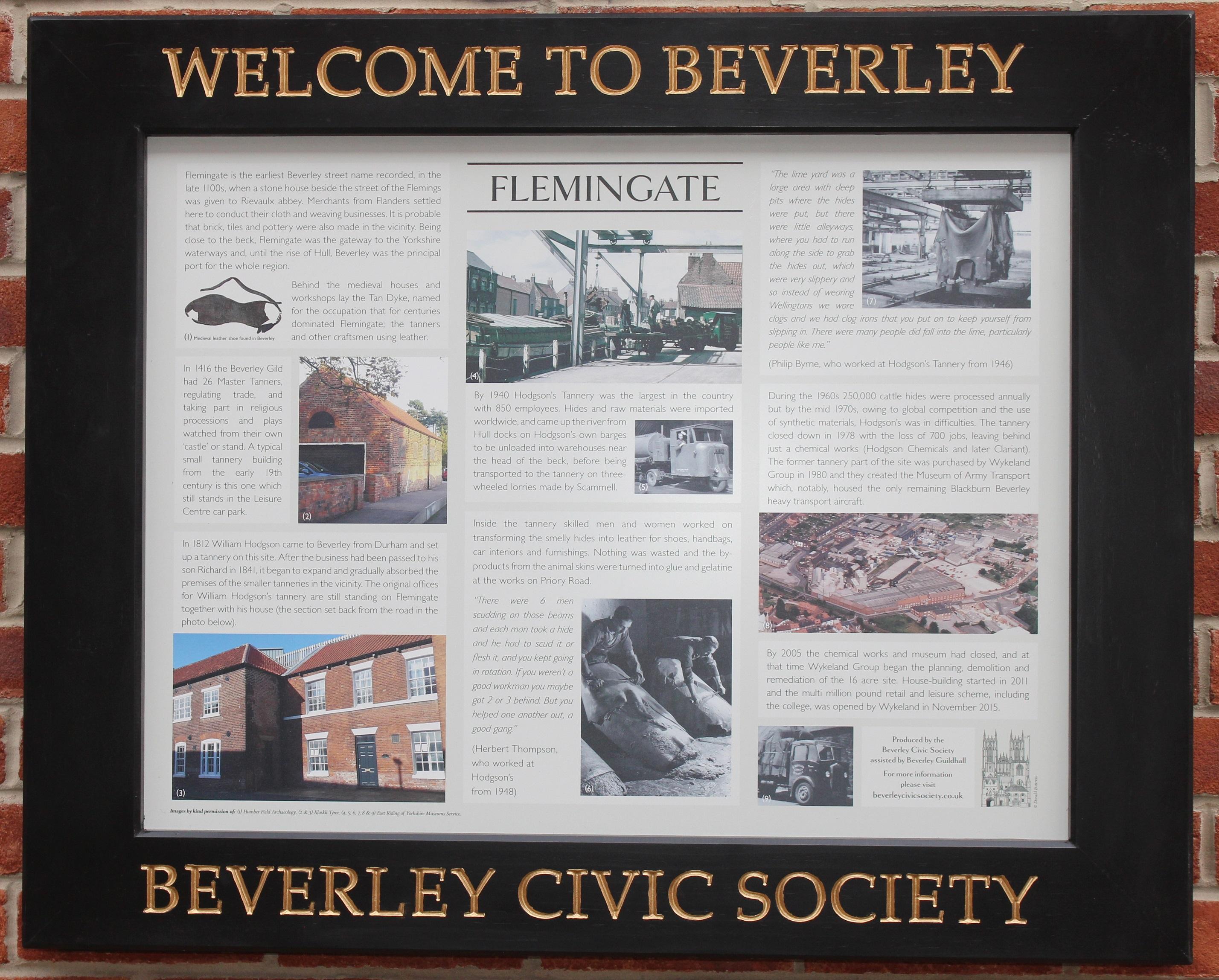 Flemingate Beverley Wykeland