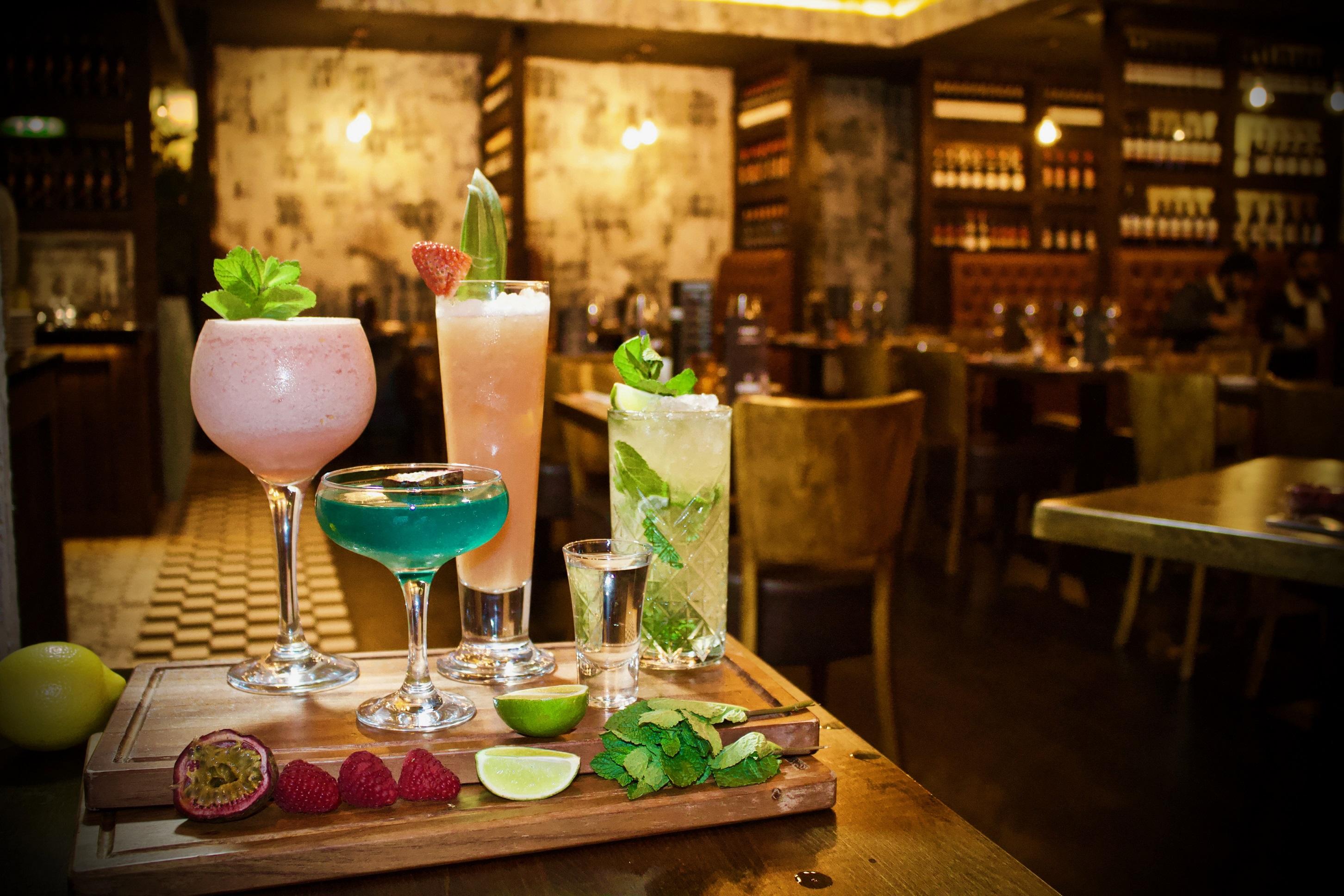 Estabulo Flemingate cocktails