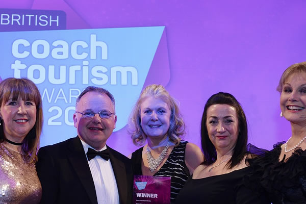 Beverley secures prominent national tourism title