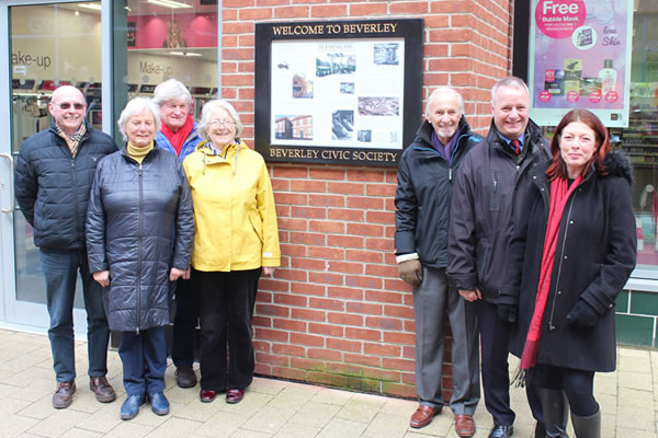 History board recalls Flemingate's fascinating heritage