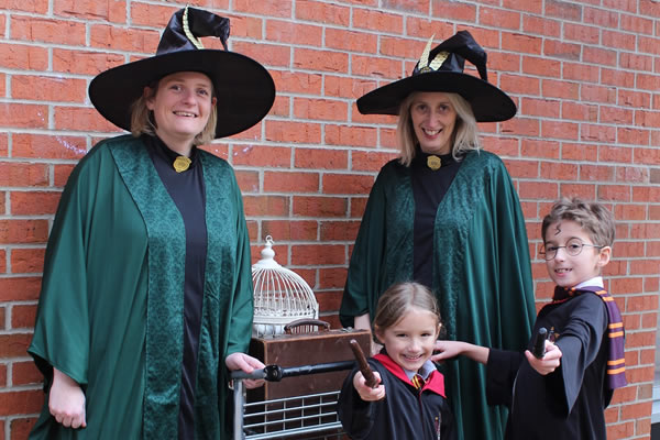 Join us for a spellbinding Hogwarts half-term at Flemingate!