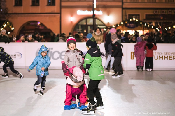 Get your skates on for Christmas fun at Flemingate