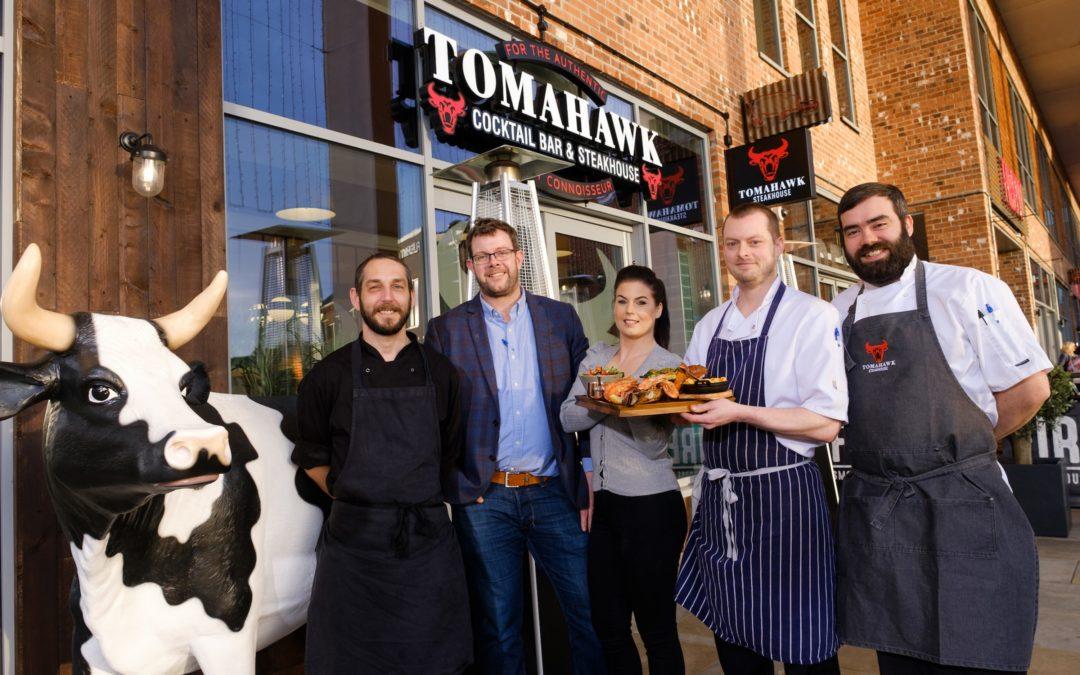 New steakhouse sets taste buds tingling at Flemingate