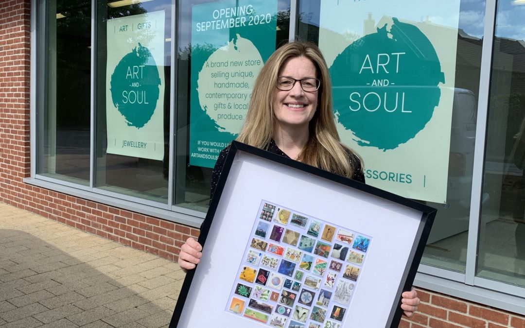 Artists urged to join creative community as Art and Soul prepares for Flemingate opening