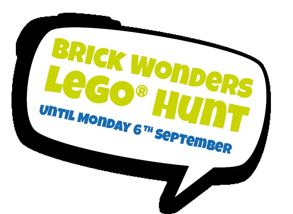 Brick Wonders Lego Hunt