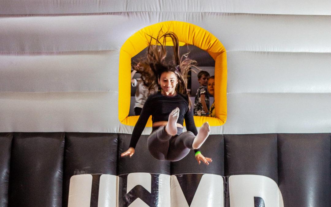 Jump Inc brings urban playground fun to Beverley's Flemingate centre