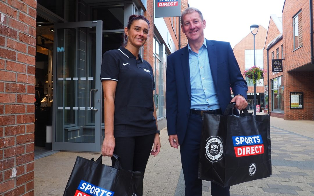 Exciting Sports Direct and USC concept store opens at Flemingate